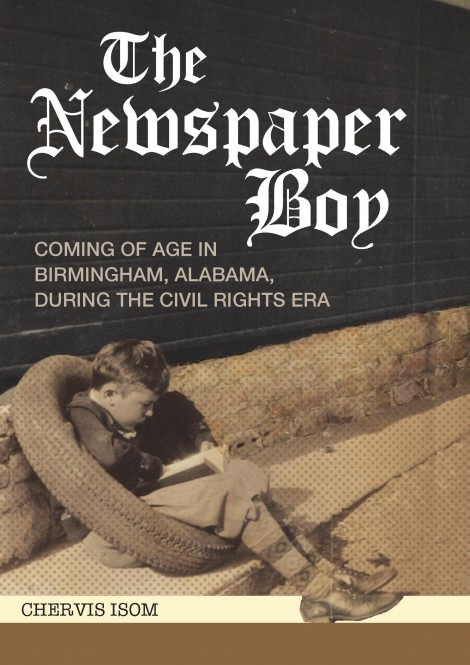 chervis isom - the newspaper boy