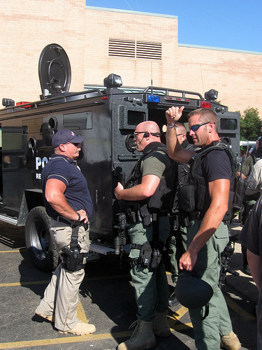 Six Steps to Respond to an Active Shooter Crisis