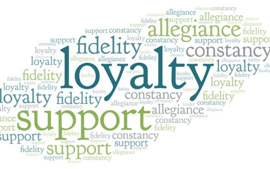 What does customer loyalty mean to me?